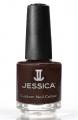 JESSICA® lakier do paznokci 432 Hot Fudge