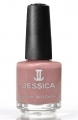 JESSICA® lakier MINI 7,4ml do paznokci 409 Tea Rose