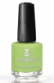 JESSICA® lakier MINI 7,4ml do paznokci 657 Viva La Lime Lights