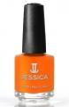 JESSICA® lakier do paznokci 652 3D Tangerine