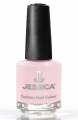 JESSICA® lakier MINI 7,4ml do paznokci 713 Rolling Rose