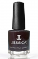 JESSICA® lakier MINI 7,4ml do paznokci 708 Notorious