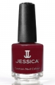 JESSICA® lakier MINI 7,4ml do paznokci 641 Sexy Siren