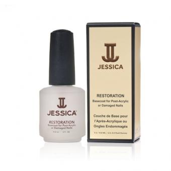 JESSICA® Restoration -odżywka do zniszczonych paznokci
