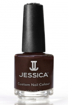 JESSICA® lakier do paznokci 432 Hot Fudge