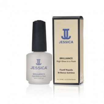 JESSICA® Brilliance- nabłyszczacz do paznokci