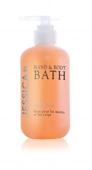 JESSICA® HAND & BODY BATH płyn do kąpieli dłoni i ciała