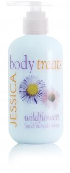 JESSICA® Wildflowers Lotion - balsam o zapachu dzikich kwiatów