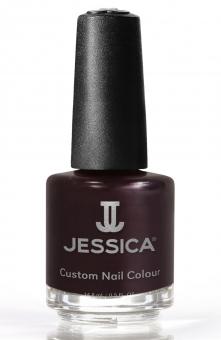 JESSICA® lakier do paznokci 690 Dangerously Dark