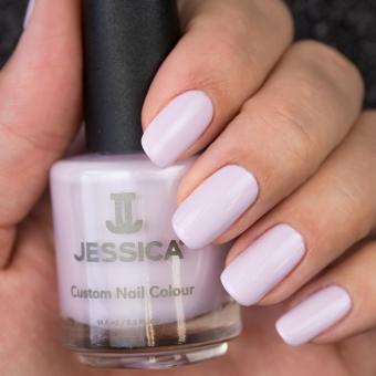 JESSICA® lakier do paznokci CNC-1162 Lavender Lush