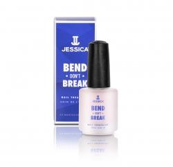 JESSICA® Bend dont Break - odżywka do łamliwych paznokci