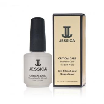 JESSICA® Critical Care -odżywka do miękkich paznokci