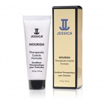 JESSICA® Nourish - terapeutyczny kremik do skórek - tubka