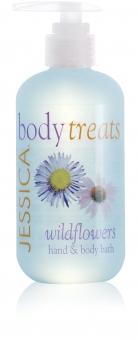 JESSICA® Wildflowers Bath - kąpiel o zapachu dzikich kwiatów