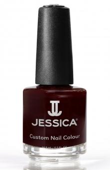 JESSICA® lakier MINI 7,4ml do paznokci 285 Red Velvet